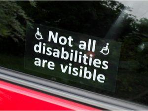 non visible
